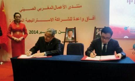 Attijariwafa bank signe 9 conventions