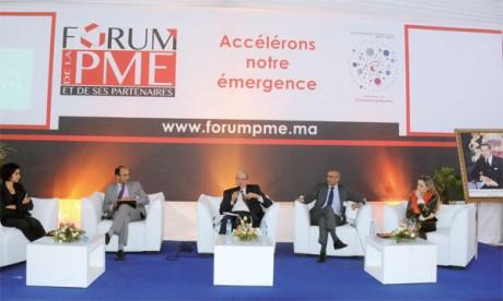 Les banques marocaines financent les petites et moyennes entreprises à hauteur de 99%