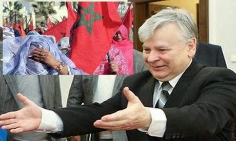 La Pologne «apprécie» le plan marocain