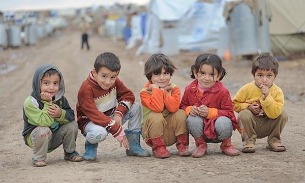 Plus de deux ans après le début de la guerre civile en Syrie, la situation des habitants réfugiés devient de plus en plus dramatique, à mesure que le conflit entre opposants et partisans d'Al-Assad s'amplifie, la situation se détériore.Ph : unhcr.org