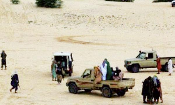 Les groupes terroristes cherchent davantage à contrôler les frontières  et les routes qu'une portion de territoire national.