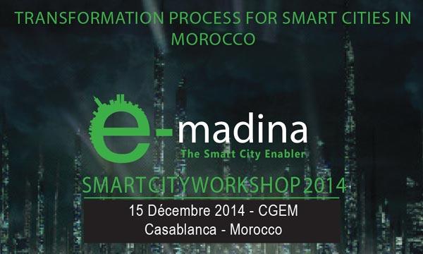 Des représentants de villes marocaines, des acteurs universitaires, des collectivités locales, des opérateurs télécoms, des associations… assisteront à cette rencontre.