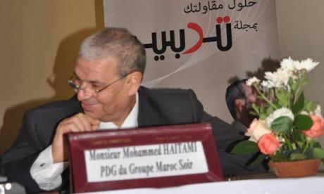 Le magazine «Tadbir» à l'honneur  au Forum international des TPE à Oujda