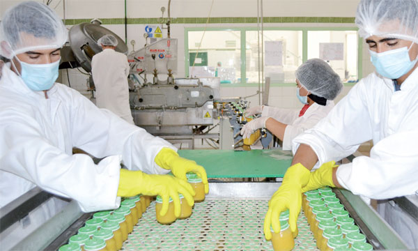 Agro-Food a mobilisé de gros investissements en 2013 et 2014 pour le lancement d'une nouvelle ligne de production spécialisée dans les céréales lactées.