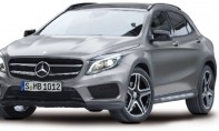 Le SUV citadin  by Mercedes