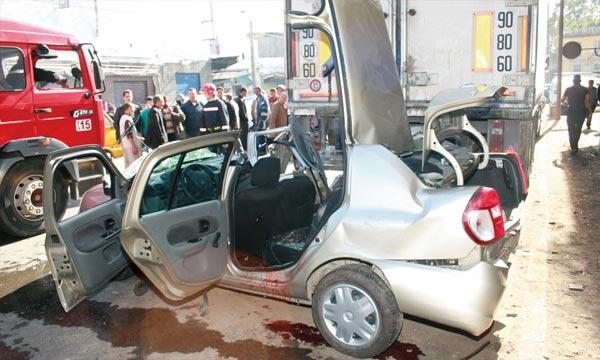 Faire de la sécurité routière une priorité nationale dans la perspective d'une diminution tangible et continue du nombre des victimes des accidents de la circulation. Ph : DR