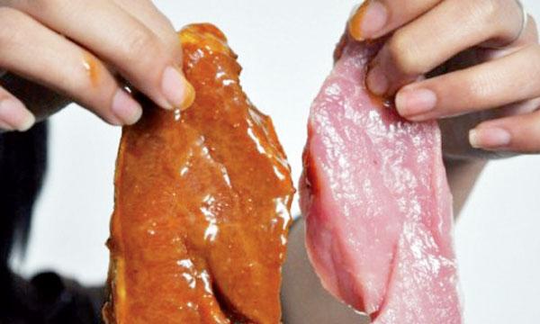 L'additif alimentaire E250 donne à la viande un aspect plus avenant pour le consommateur.