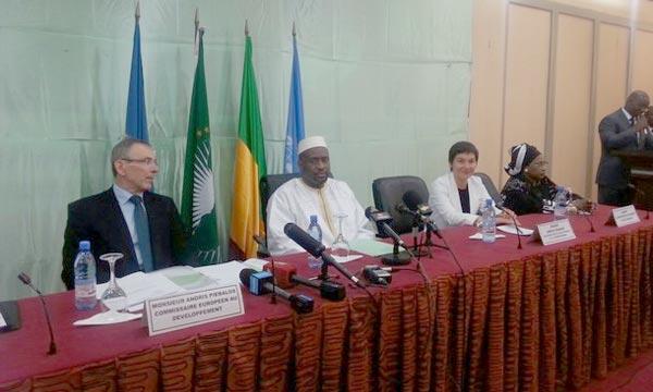 Grâce au soutien et à l'accompagnement de la communauté internationale, le Mali revient de loin après la crise multi-dimensionnelle qui a affecté le pays en 2012 et dont il commence à se relever progressivement.. Ph : mali-web.org