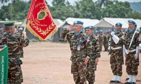 Décès de trois Casques bleus marocains de l'Onuci