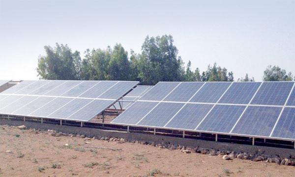 Tafilalet et Atlas constituent les deux phases du programme de développement des centrales PV de taille moyenne initié par l'ONEE.