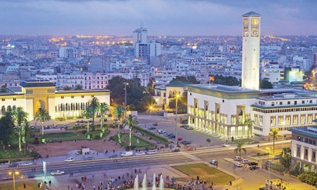 La métropole en marche vers la modernisation