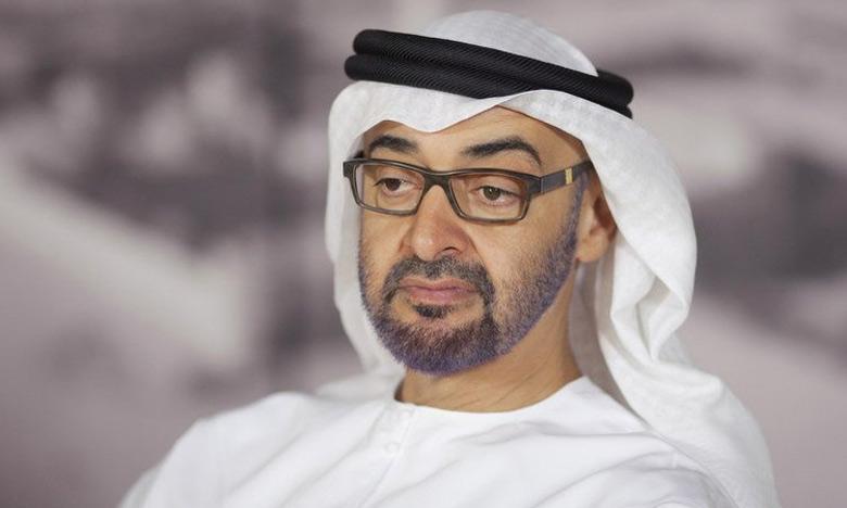 S.M. le Roi reçoit un appel téléphonique de S.A. Cheikh Mohamed ben Zayed Al Nahyane