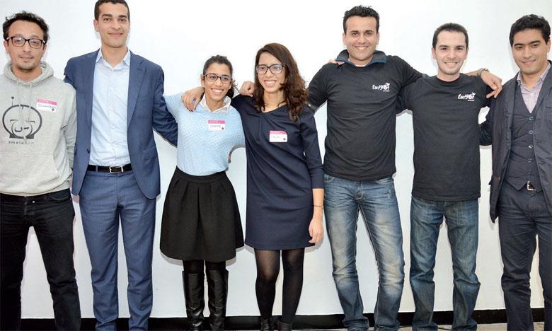 La compétition permet de nouer des relations professionnelles entre les jeunes entrepreneurs,  dans un esprit de partage, d'ouverture et d'échange d'expériences.