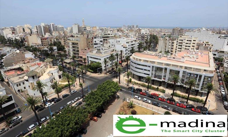 Lancement du Cluster Casablanca Smart City
