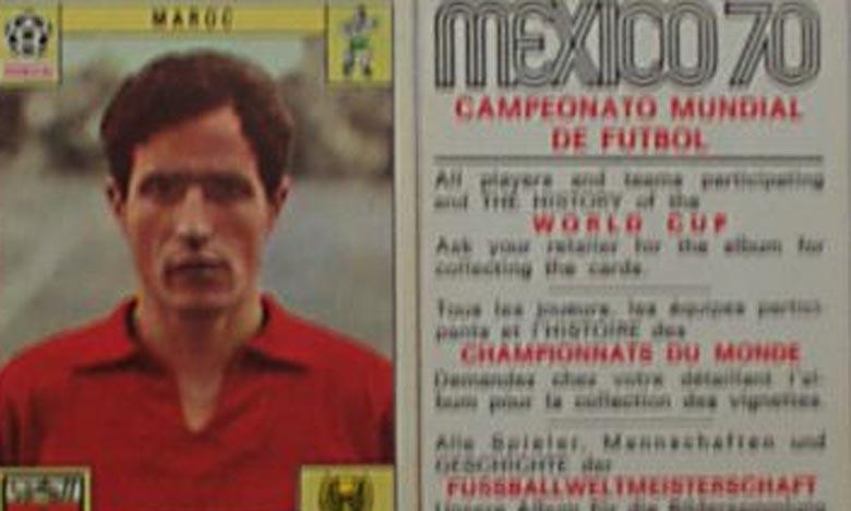 Le Maroc vient de perdre l'un des plus grands footballeurs de sa génération. L'ancien capitaine des Lions de l'Atlas, Driss Bamous, lors du Mondial de 1970 au Mexique est décédé.. Ph : yabiladi.com