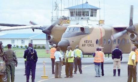 L'aviation bombarde deux camps des shebab en Somalie