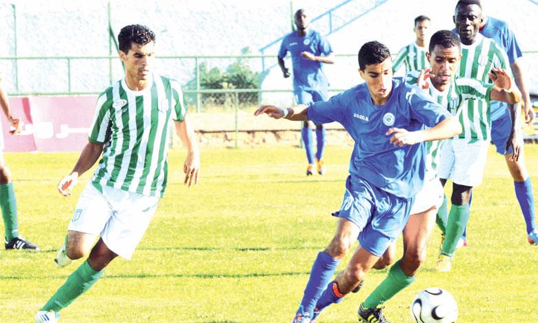 Le Stade Marocain revient à un point du Rachad