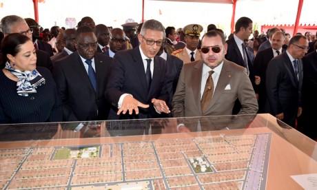 Le projet porte sur la réalisation de 2.850 logements pour un investissement global  de l'ordre de 37 milliards de francs CFA