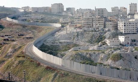 Appel en justice de Palestiniens