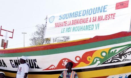 Groupe d'impulsion économique : Un tournant décisif pour l'axe Rabat-Dakar