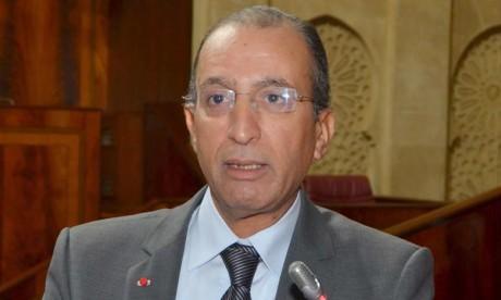 Hassad souligne à Nouakchott l'attachement du Maroc