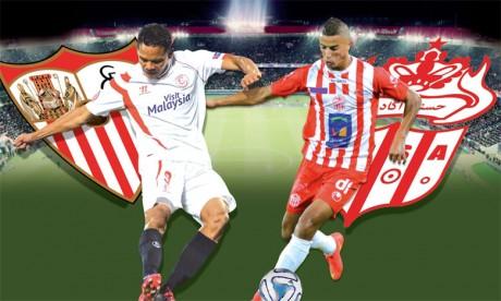 Hassania Agadir-FC Séville  sur fond de boycott