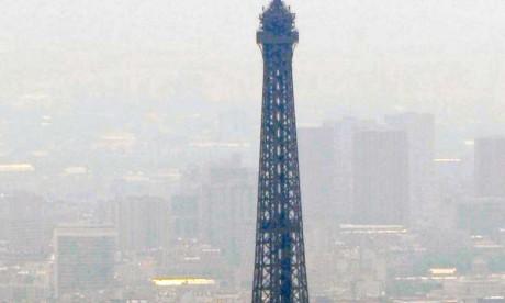 La pollution de l'air coûte 1.600 milliards de dollars par an