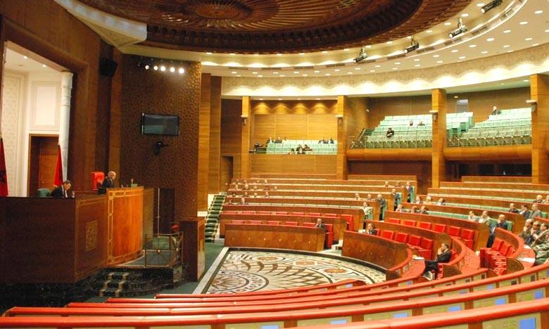 Une forte participation de la délégation marocaine composée de plusieurs membres des Chambres des représentants et des conseillers. Ph : Hihi