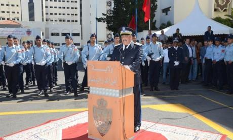 Régression du taux de criminalité à Casablanca