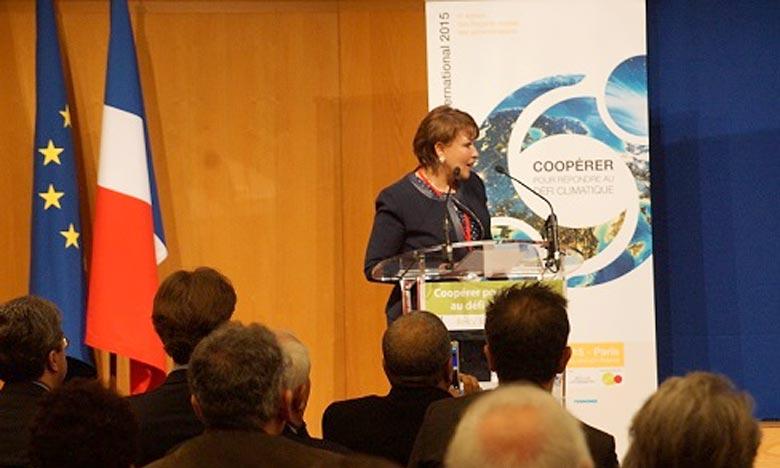 Hakima El Haite, ministre chargée de l'Environnement. Ph : afriquecontinent.com