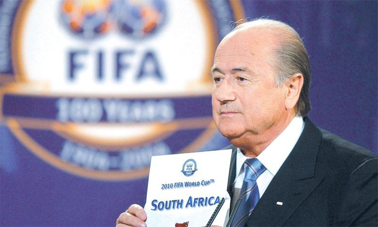 Ismail Bhamjee : «la FIFA aurait truqué  le vote en faveur de l'Afrique du Sud»