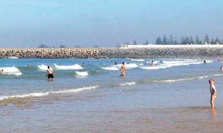 La quasi-totalité des plages du Royaume  est conforme aux normes de baignade