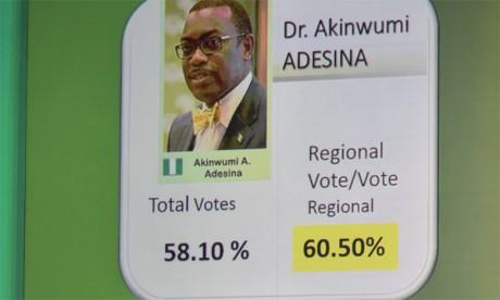 Le Nigeria aux commandes