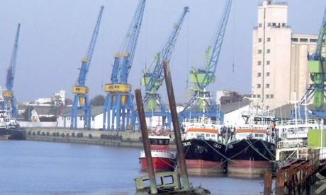Les schémas de reconversion du port de Kénitra à l'étude