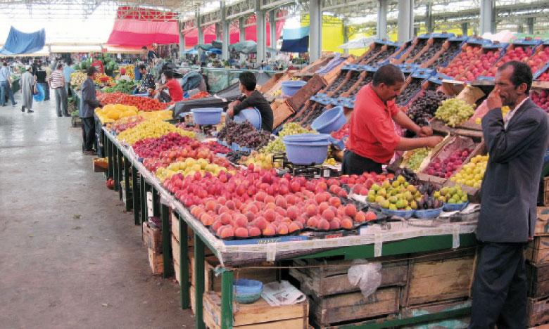 Les étals des fruits et légumes semblent être les plus prisés tant par l'amabilité des marchands  que par la disposition, la qualité et la fraîcheur des produits.
