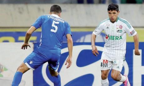 Le Raja ouvre le bal face  aux Égyptiens d'Al Ismaily