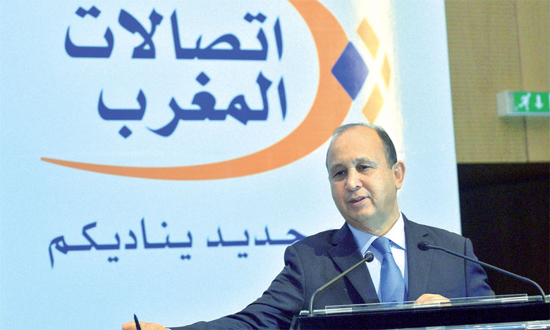 Abdeslam Ahizoune : «S'il n'y a pas de concurrence sur l'ADSL, c'est qu'il y a des raisons qu'il faut trouver ailleurs».