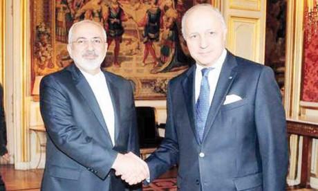 Laurent Fabius annonce qu'il se rendra  prochainement à Téhéran