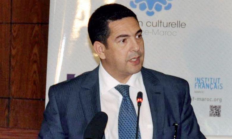 L'allocution d'ouverture a été donnée par le président de l'Université Mohammed V-Rabat,  Pr Saaid Amzazi.