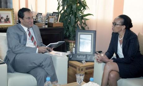 Le Centre africain  des ressources naturelles  de la BAD prêt à collaborer avec le Maroc