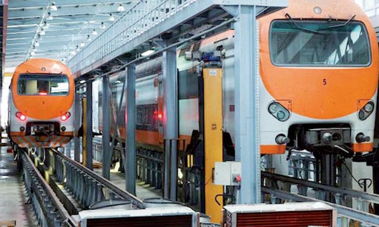 La nouvelle stratégie de l'ONCF prévoit que l'offre classique de trains voyageurs (hors LGV) représente 410 trains/jour.