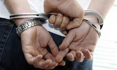 DGSN : 44.223 suspects arrêtés pour divers crimes et délits