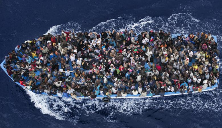 137.000 réfugiés et migrants ont atteint l'Europe par la mer au cours du premier semestre de 2015.
