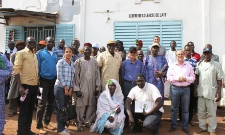 L'ANPVR encadre des  éleveurs maliens
