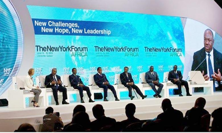 Le Président gabonais Ali Bongo Ondimba a annoncé, à Libreville, que le «New York Forum Africa» (NYFA) change de nom et s'appellera désormais «Libreville Africa Forum» (LAF).
