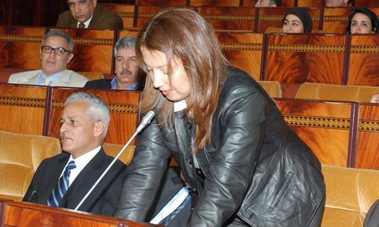 La représentation des femmes à la première Chambre du Parlement a augmenté de près de 17%, alors qu'en 2007 un «quota» de 10% des sièges leur a été réservé. Ph : Hihi
