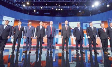 Les candidats s'attaquent à la «doctrine»  Obama-Clinton en matière de politique étrangère