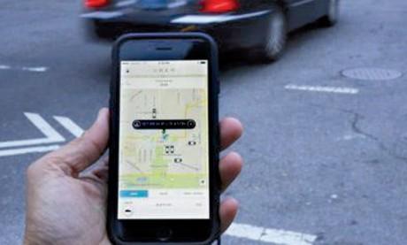 Les réservations d'Uber pourraient plus que tripler