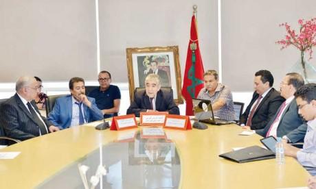 Le CNDH dresse une évaluation positive des communales et des régionales