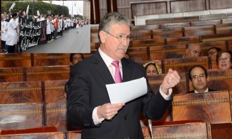 El Ouardi se dit «prêt à dialoguer»